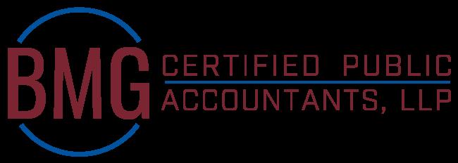 BMG CPAs Logo