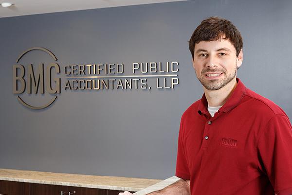 BMG CPAs | Bret Schumacher | Audit & Tax Manager ...