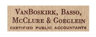 VanBoskirk, Basso, McClure & Goeglein logo