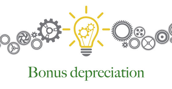 5 key points about bonus depreciation