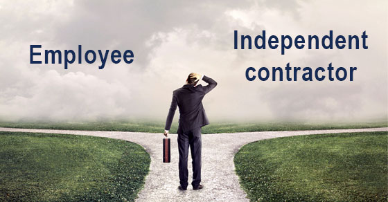 Help ensure the IRS doesn't reclassify independent contractors as employees