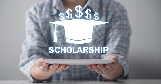Scholarships are usually tax free but they may result in taxable income